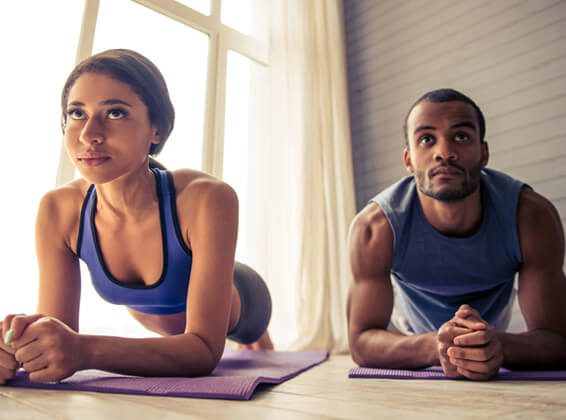 couples personal trainers